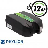 Phylion Akku XH259-10J 24V 12Ah LittleFrog für E-Bike Pedelec Prophete, Rex, MiFa, Aldi u.v.m.