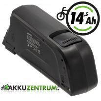 E-Bike Akku 36V 14,5Ah für Pedelecs und Nachrüstsätze mit Halterung
