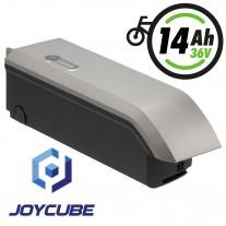 Phylion Akku SF-06 Joycube 36V 14Ah JCEB360-14 für E-Bikes Pedelec von Telefunken, Devron, Totem u.v.m.
