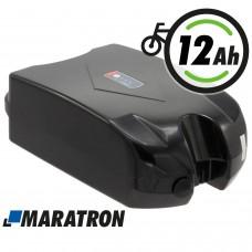 E-Bike Akku Maratron 36V 12Ah für Totem, Viking, Cortina, E-Go! u.v.m.
