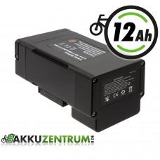 400Wh E-Bike Pedelec Akku mit Panasonic Zellen für Ansmann 36V 11,6Ah Porta HK u.a.