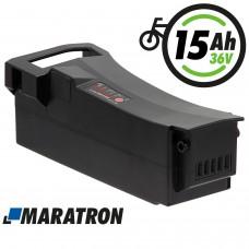 Maratron Ersatz-Akku 36V 14,5Ah für Impulse E-Bikes von DerbyCycle, Raleigh, Kalkhoff