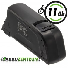 E-Bike Akku 36V 11Ah für Pedelecs von DeHawk NCM (Unterrohr) mit Halterung