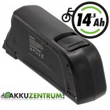 E-Bike Akku 36V 14,5Ah für Pedelecs von DeHawk NCM (Unterrohr) mit Halterung