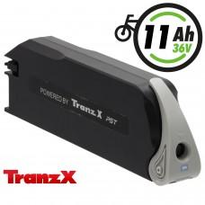 TranzX® E-Bike Akku BL05 36V 11Ah für TownE XP, Hercules E-One u.v.m. (ABB056C000302)