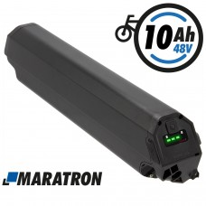 "Maratron Semi-InTube Akku ""Reention Dorado+ 65"" - 48V 10,4Ah - für E-Bikes Pedelecs von NCM, LLobe, Fitifito, DeHawk u.v.m."