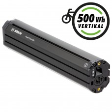 """BOSCH® """"PowerTube"""" 500Wh VERTIKAL (0.275.007.540)"""