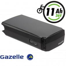 GAZELLE Panasonic Gold Gepäckträgerakku 36V 11,0Ah (NKY500B2)