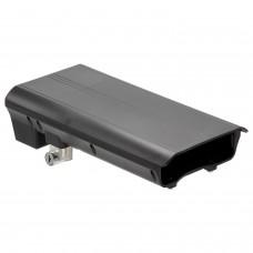 Einschub-Halterung für Ansmann Gepäckträger-Akku mit Controller-Gehäuse